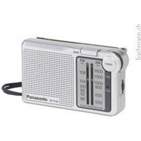 Radio portatil Panasonic rf-p150eg9-s con altavoz RFP150EG9S