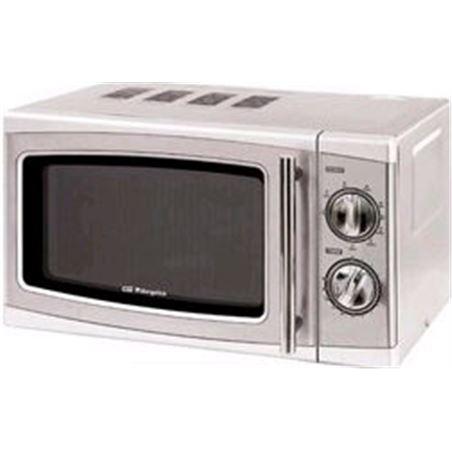 Microondas grill 20l Orbegozo MIG2011 inox 700w