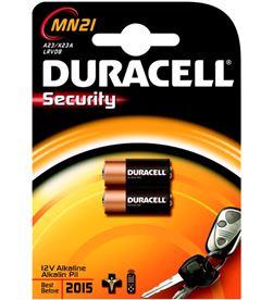 Duracell MN21 pilas 12v (3lr50) a23/k23a/lrv08 2uni - MN21-3LR50