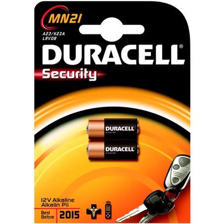 Pilas Duracell 12v MN21(3lr50) a23/k23a/lrv08 2uni