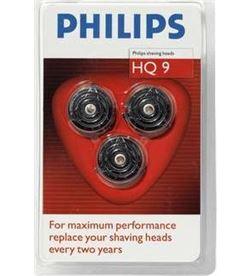 Cuchillas Philips hq9/40-hq9/50 pack 3 9100-8100 s HQ950 - HQ9-50
