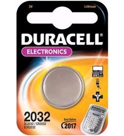 Pilas boton Duracell dl2032 3v DURDL2032 - DL2032