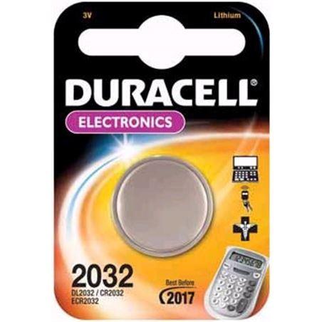 Pilas boton Duracell dl2032 3v DURDL2032