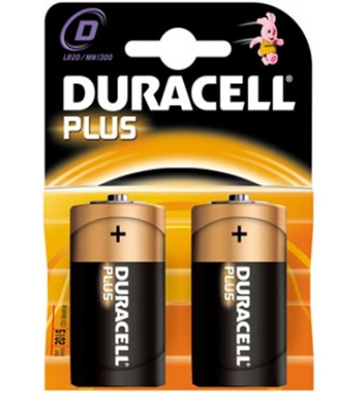 Pilas Duracell 1.5v d LR20/mn1300 - D-LR20-PLUS