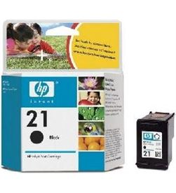 Cartucho tinta Hp 21 (C9351AE) Accesorios informática - C9351AE