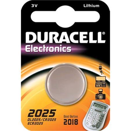 Pila boton Duracell DL2025 3v