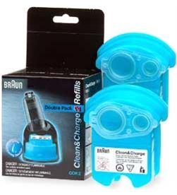 Braun CCR2 cartucho limpiador Afeitadoras - 65331707