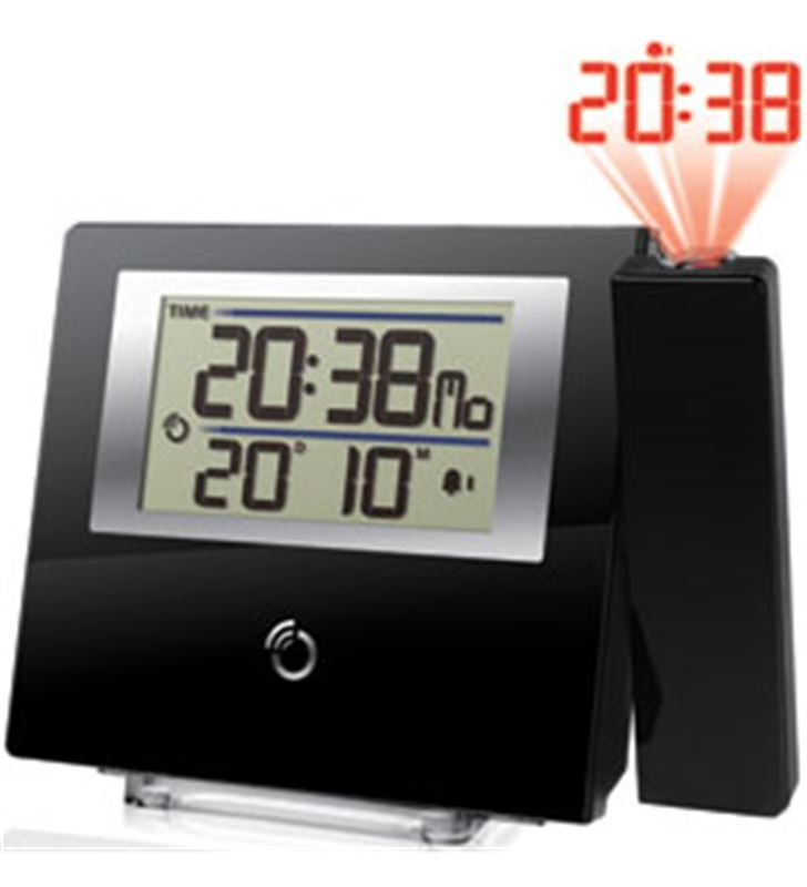 Oregon 32187X368P despertador rm368p proyector ultraplano rm368pnegro - 32187X368P