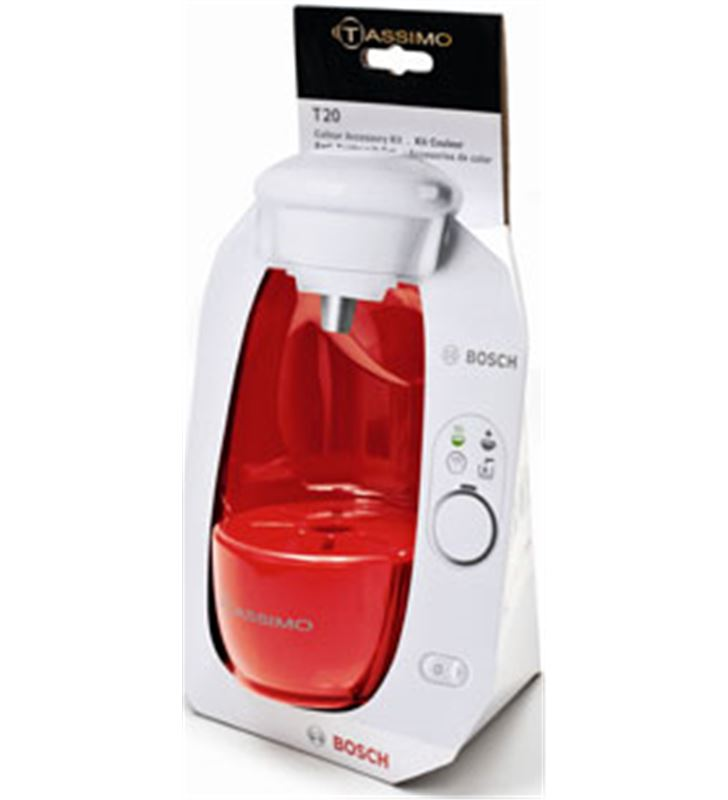 Bosch caratula cafetera tassimo roja tcz2001 - TCZ2001