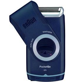 Afeitadora Braun pocket m60 pilas *new* M-60 Afeitadoras - M-60
