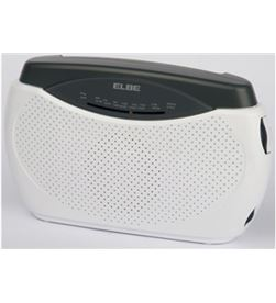 Radio portatil Elbe RF48 pilas/corriente Radio Radio/CD - RF48