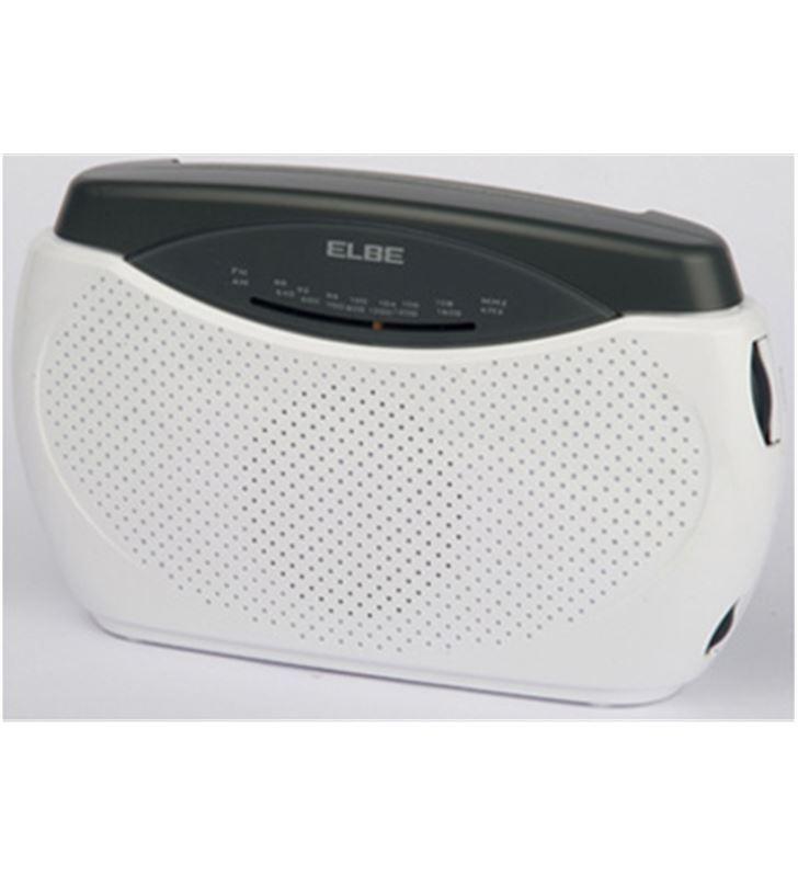 Elbe RF48 radio portatil pilas/corriente Radio Radio/CD - RF48