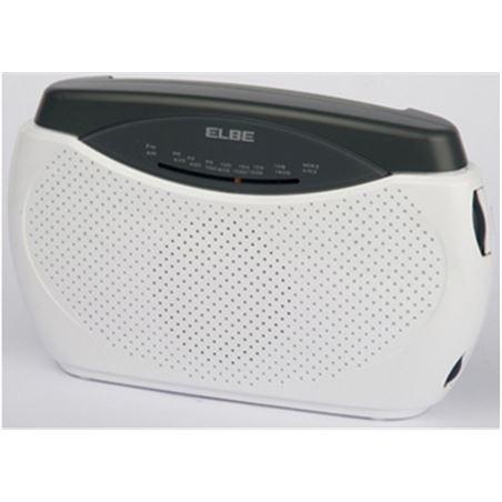 Radio portatil Elbe RF48 pilas/corriente