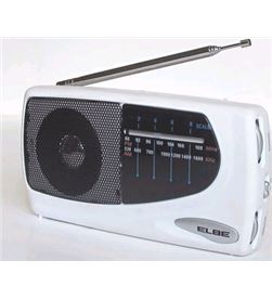 Elbe RF52SOB radio rf 52 sob portatil blanca Radio Radio/CD - RF52SOB