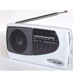 Radio Elbe rf 52 sob portatil blanca RF52SOB Radio Radio/CD - RF52SOB