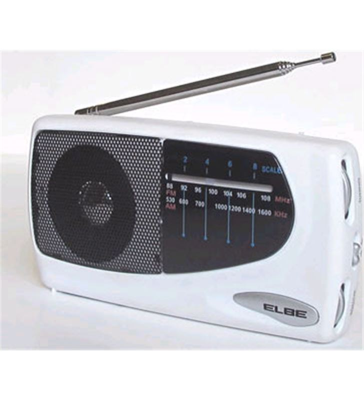 Radio Elbe rf 52 sob portatil blanca RF52SOB - RF52SOB