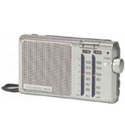 Radio portatil Panasonic rf-u160eg9-s pilas RFU160DEGS - RFU160EG9S