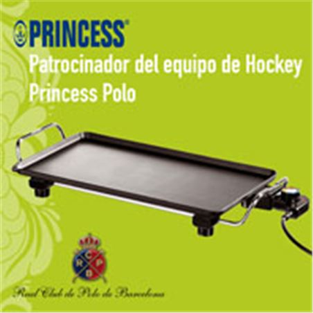 Plancha asar cheff Princess pro ps2300 26x46cm TABLEGRILLPRO20