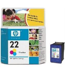 Cartucho tinta Hp 22 (C9352AE) Accesorios informática - C9352AE