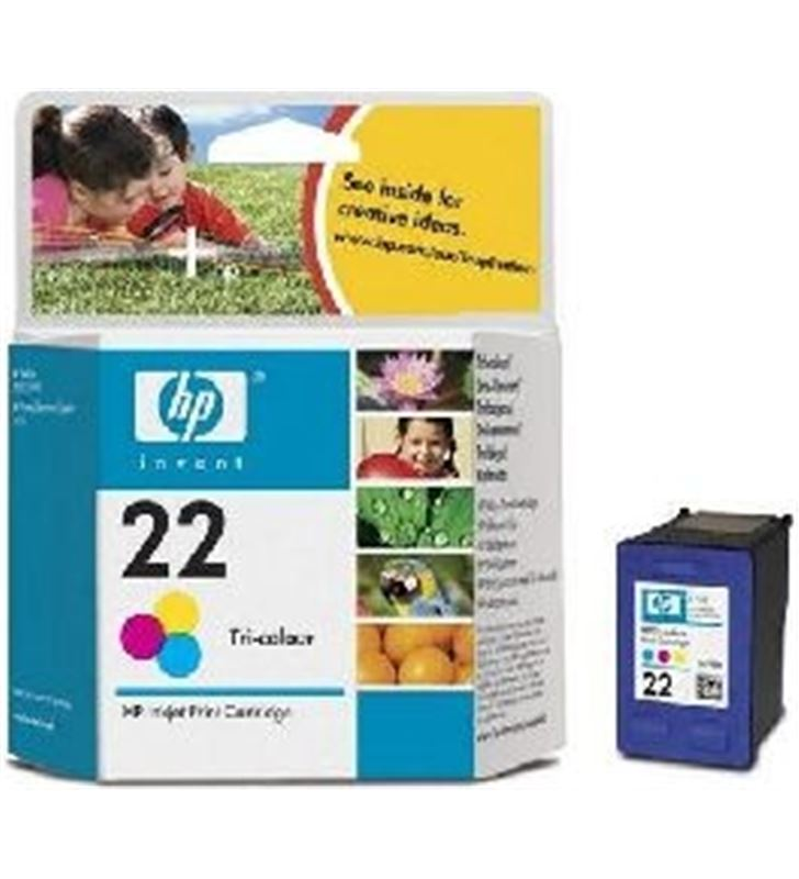 Hp C9352AE cartucho tinta 22 () Accesorios informática - C9352AE