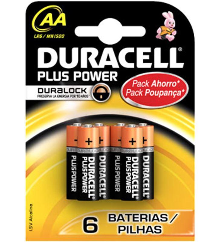 Pilas Duracell plus power aa(lr06) 4kp alcalinas LR06K4 - AA-LR06-PPOWER