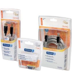 Cable mini usb Vivanco ccu6 18m 1.8m negro 45213 - 45213