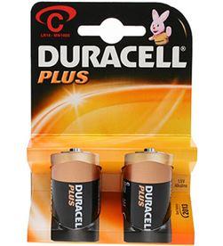 Pilas Duracell 1.5v c lr14/mn1400 DURMN1400K2 Cables - C-LR14-PLUS