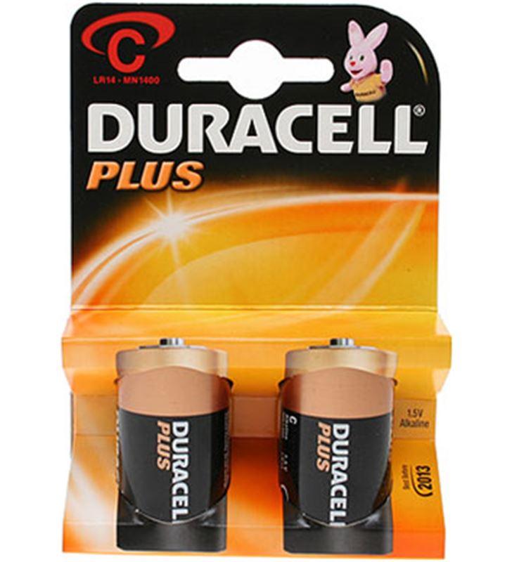 Duracell C(LR14)PLUS pilas 1.5v c lr14/mn1400 durmn1400k2 - C-LR14-PLUS