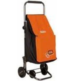 Playmarket carro compra play forzudo plegable naranja/negro 24200620 - 24200620