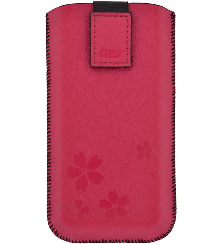Blautel funda 4-ok up color para iphone 5 rosa cherry fuci5p - FUCI5P