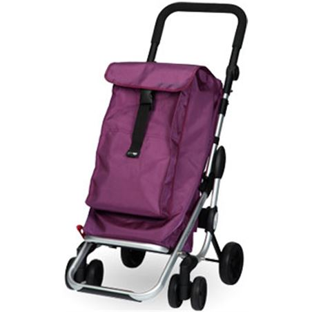 Playmarket carro compra play plegable go up lila (plum) 24910216