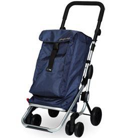 Playmarket carro compra play plegable go up azul oscuro 24910217 - 24910217
