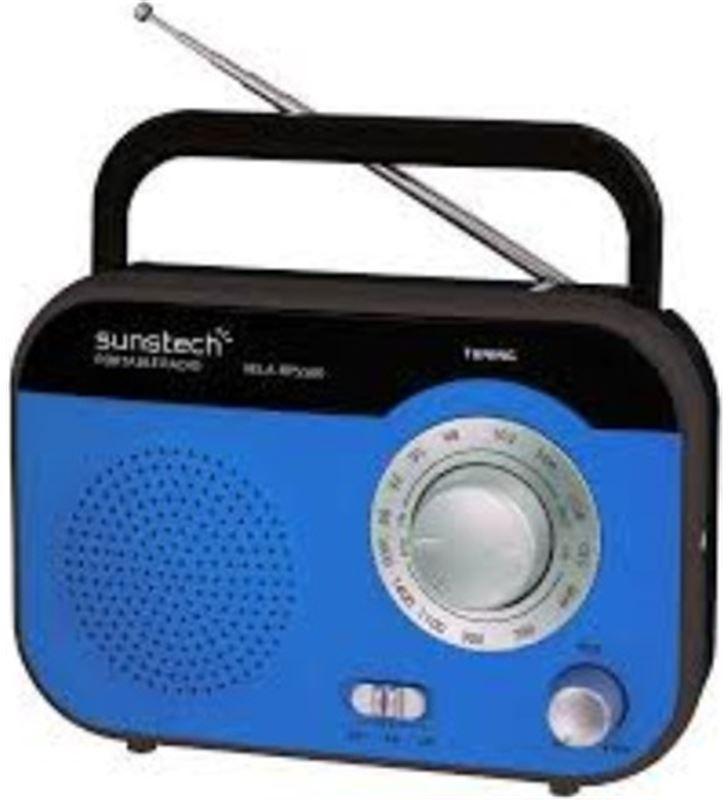 Radio portatil Sunstech RPS560BL azul - RPS560BL