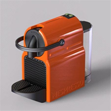 Cafetera nespresso Delonghi en80o inissia naranja