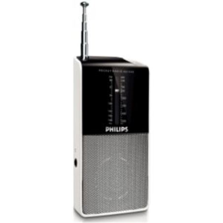 Radio portatil Philips ae1530/00 altavoz AE153000