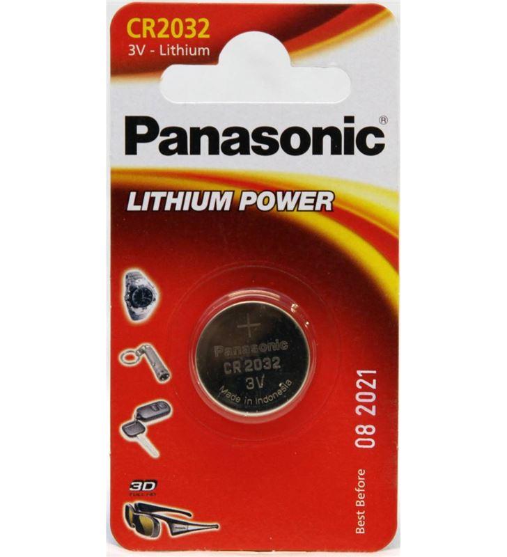 Pila litio Panasonic cr-2032/1bp ( 1-blister ) 3v C2032 - C2032