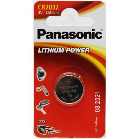 Pila litio Panasonic cr-2032/1bp ( 1-blister ) 3v C2032