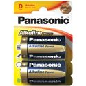 Pilas alcalinas Panasonic 1.5v lr20 ap ( 2-blis PANLR20_2 - LR20-AP