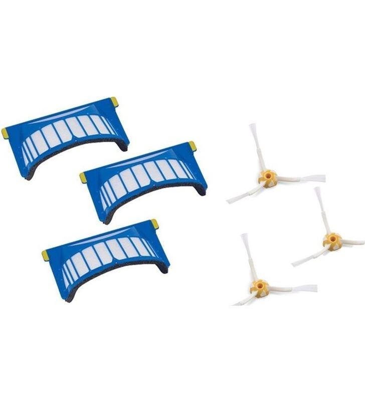 Filtro+cepillo lateral Irobot roomba serie 600 (3u 4359690 - 4359690
