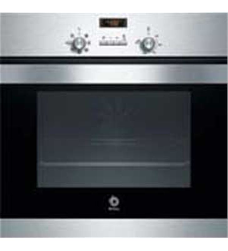 Horno Balay 3HB506XM independiente multif aqualisis inox - 3HB506XM