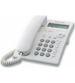 Telefono sobremesa Panasonic kx-tsc11exw independiente tru KXTSC11EXW - 17565
