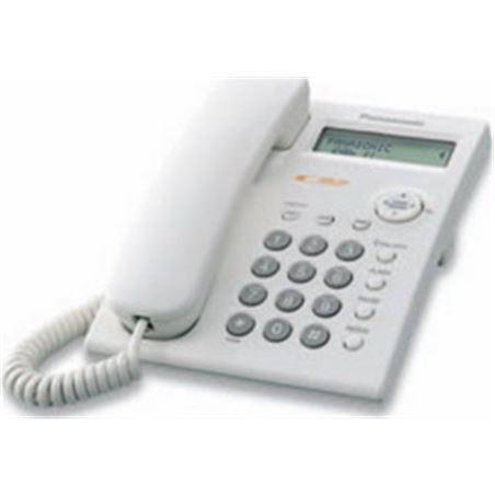 Telefono sobremesa Panasonic kx-tsc11exw independiente tru 17565