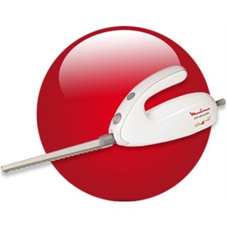 Cuchillo eléctricoMoulinex DJAC41 secanto congelados