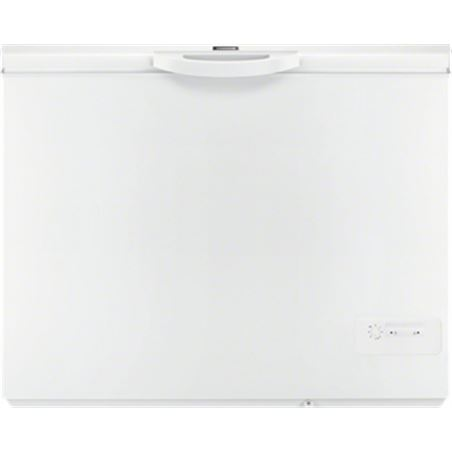 Zanussi congelador zfc31400wa 920711336