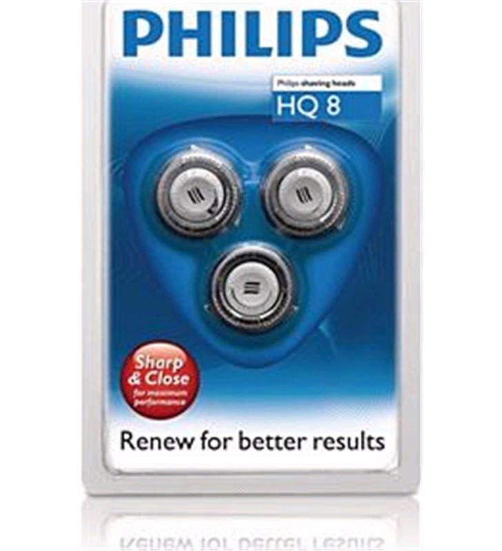 Cuchillas Philips HQ8/50 pack 3 series 7000-8000 - HQ8-50