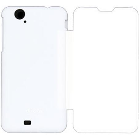 Funda movil Hisense u966w blanca FUNDAU966W
