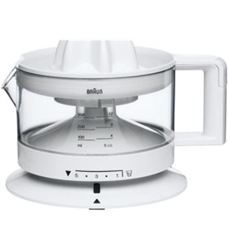 Exprimidor Braun CJ3000 350ml blanco - CJ3000