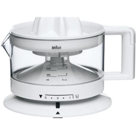 Exprimidor Braun cj3000 350ml blanco