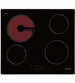 Placa vitro Cata t604 4 fuegos 60cm 08052206 Vitrocerámicas - 08052206