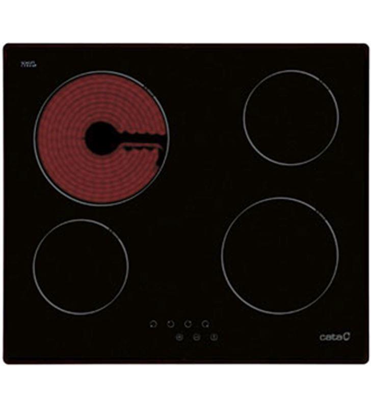 Placa vitro Cata t604 4 fuegos 60cm 08052206 - 08052206